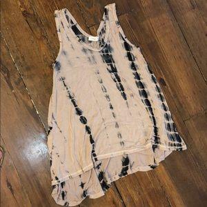 Urban Outfitters tie dye tank